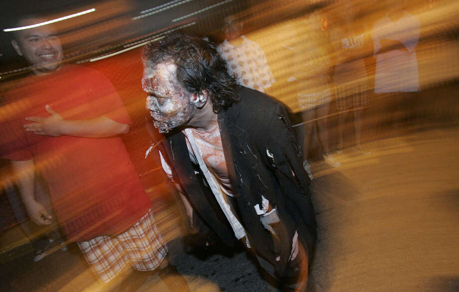 Nightmare on Grayson Street in San Antonio, Texas on Friday, September 28, 2007. Photo: ALICIA WAGNER CALZADA, SPECIAL TO THE EXPRESS-NEWS / Alicia Wagner Calzada