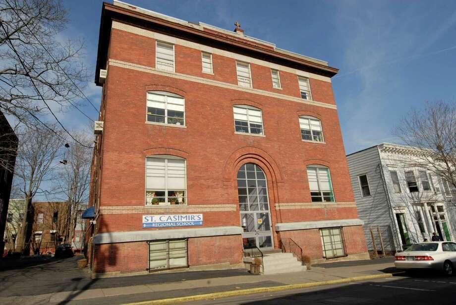 St. Casimir's Regional School on Sheridan Avenue in Albany, New York 3/14/2009 ( Michael P. Farrell/ Times Union archive ) Photo: MICHAEL P. FARRELL