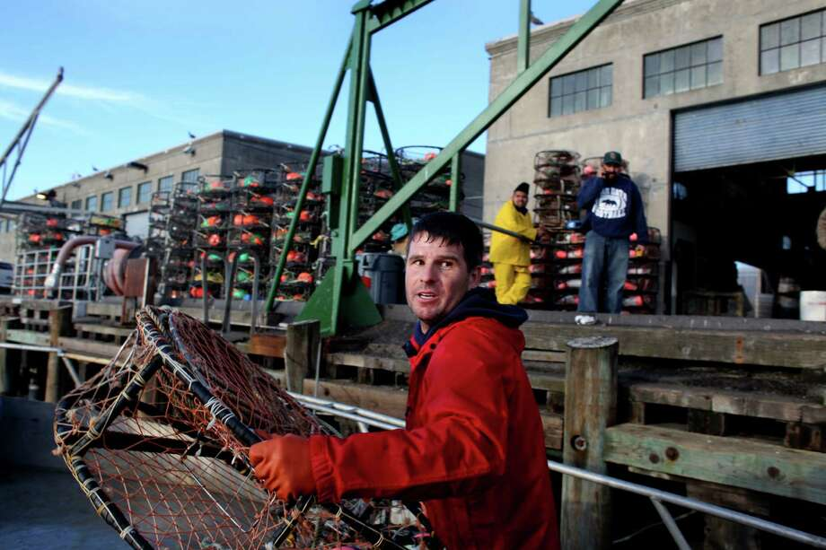 1. Fishers and related fishing workers are involved in fatal workplace incidents at a rate of 121.2 per 100,000 full-time workers. Photo: Lacy Atkins, DM / ONLINE_YES