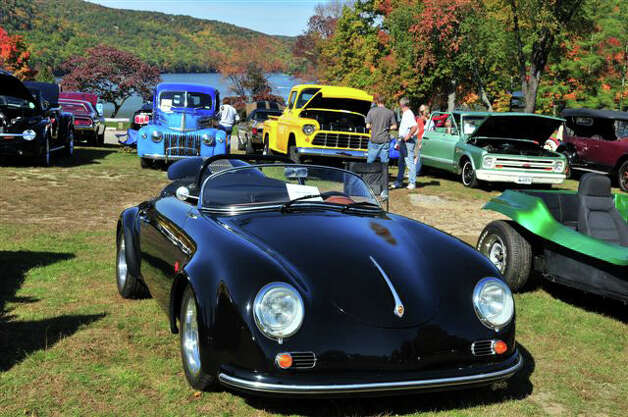 The New Fairfield Lions 21st Annual Club Car Show will be held Sunday Oct. 14, at Squantz Pond State Park in New Fairfield from 9 a.m to 4 p.m. More than 40 classes of vehicles will be represented. Photo: Contributed Photo