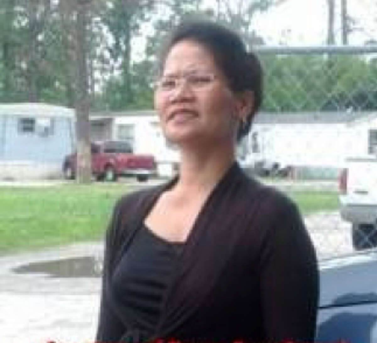 Rosemarie Hutcheson vanished on Friday near her trailer.