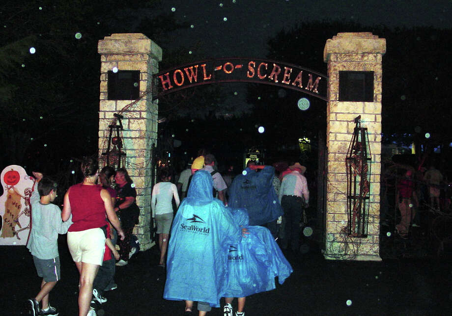 Fridays and Saturdays - SeaWorld San Antonio Howl-O-Scream, seaworldparks.com Photo: COURTESY PHOTO