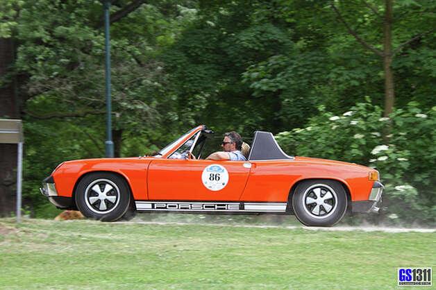 45. 1969 Porsche 914 -- It's a fairly stylish car, but it didn't have the performance Porsche lovers know well. (Photo: George Schwalbach, Flickr)