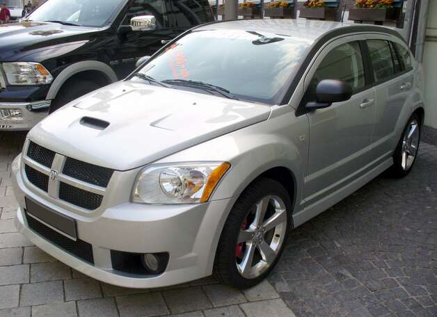 42. 2006 Dodge Caliber SRT-4 -- This was Dodge's attempt to tweak an underperforming car to breathe new life into it. The Dodge Caliber failed to win the hearts of drivers. (Photo: Thomas Doerfer, Wikipedia)