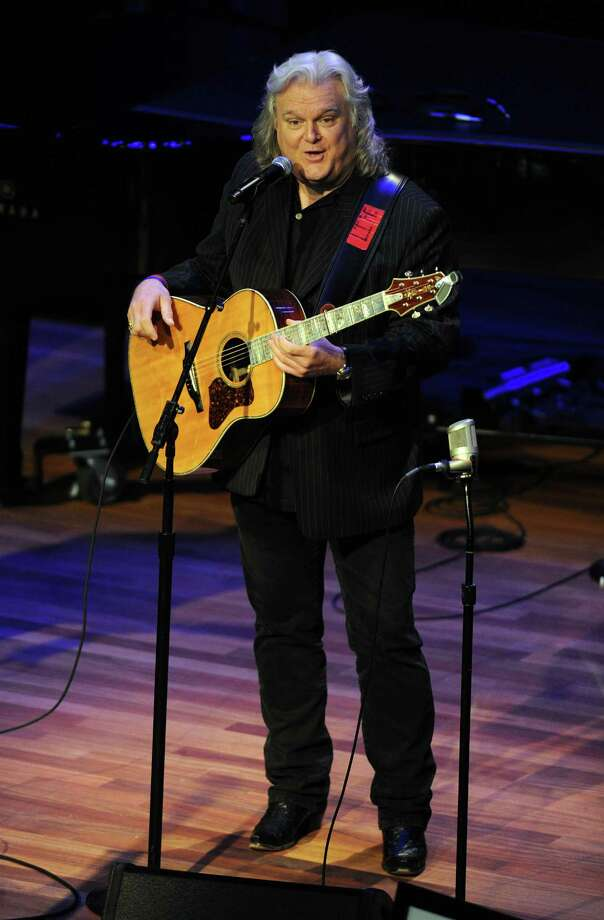 Ricky Skaggs will perform with his band Kentucky Thunder on Sunday at the Majestic Theatre. Photo: Joe Howell, Associated Press / FR170095 AP