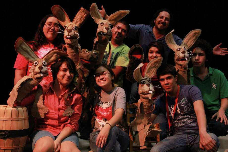 "Teatro ALAS, the theater arm of SAY Si, will present ""Conejo de Campos."" Courtesy Joel Settles"