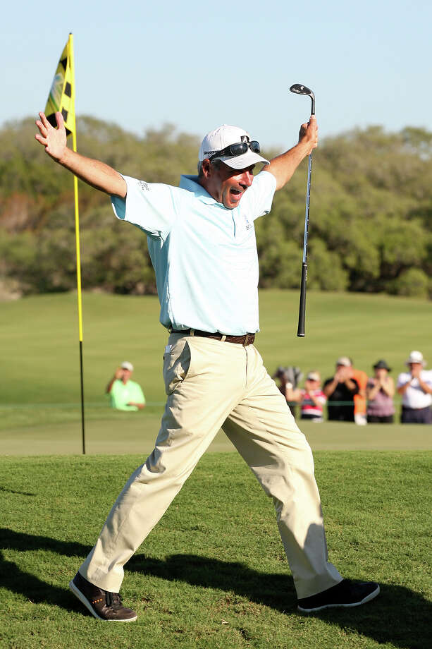 Fred Couples is expected back next month for the AT&T Championship after winning last year's event. The Champions Tour tournament is set for Oct. 26-28 at AT&T Canyons Course. Photo: Jerry Lara, San Antonio Express-News / SAN ANTONIO EXPRESS-NEWS