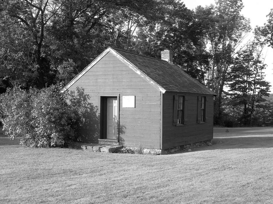The Little Red School House in Newtown will come alive with activity Sunday, Sept. 30, when the  Newtown Historical Society hosts a Childrenís Day there from noon to 2 p.m. The house is on the grounds of Middle Gate School, at 7 Cold Spring Road. Photo: Contributed Photo
