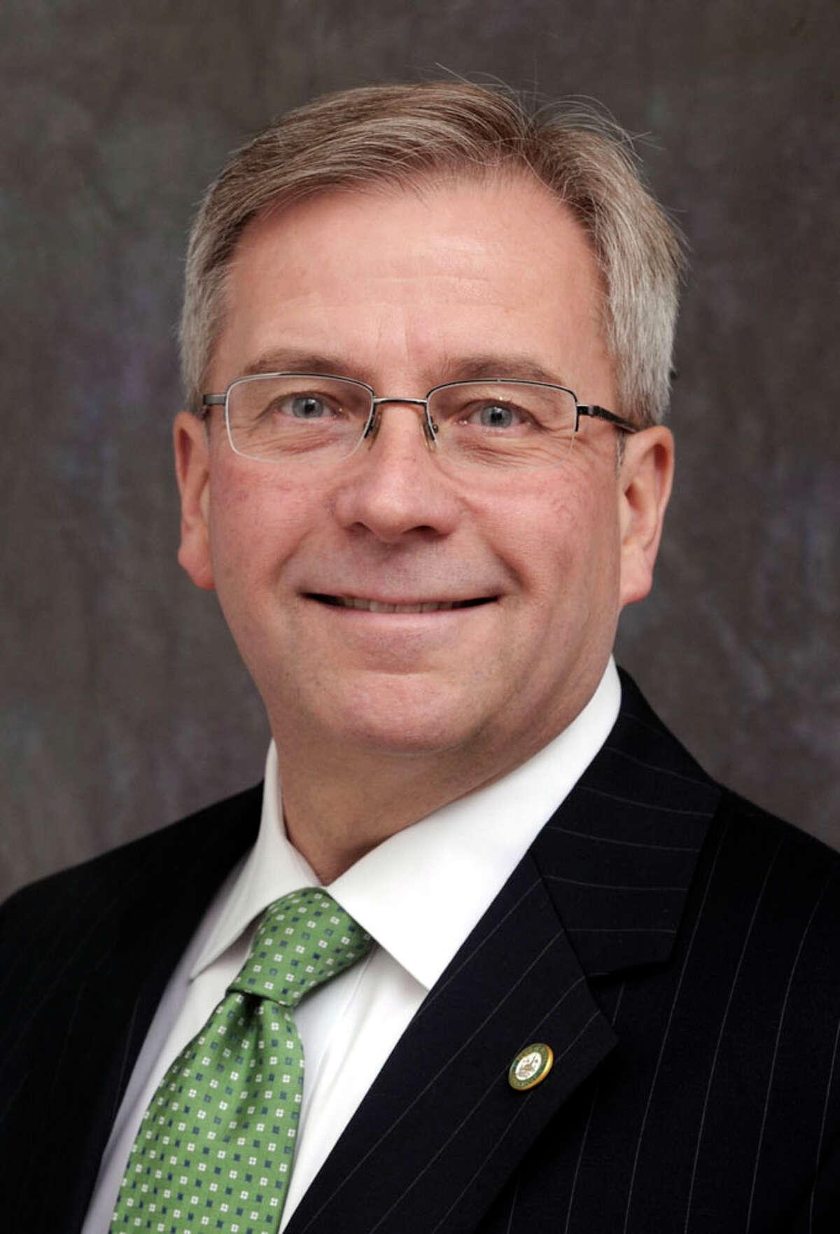 Bethel First Selectman Matt Knickerbocker