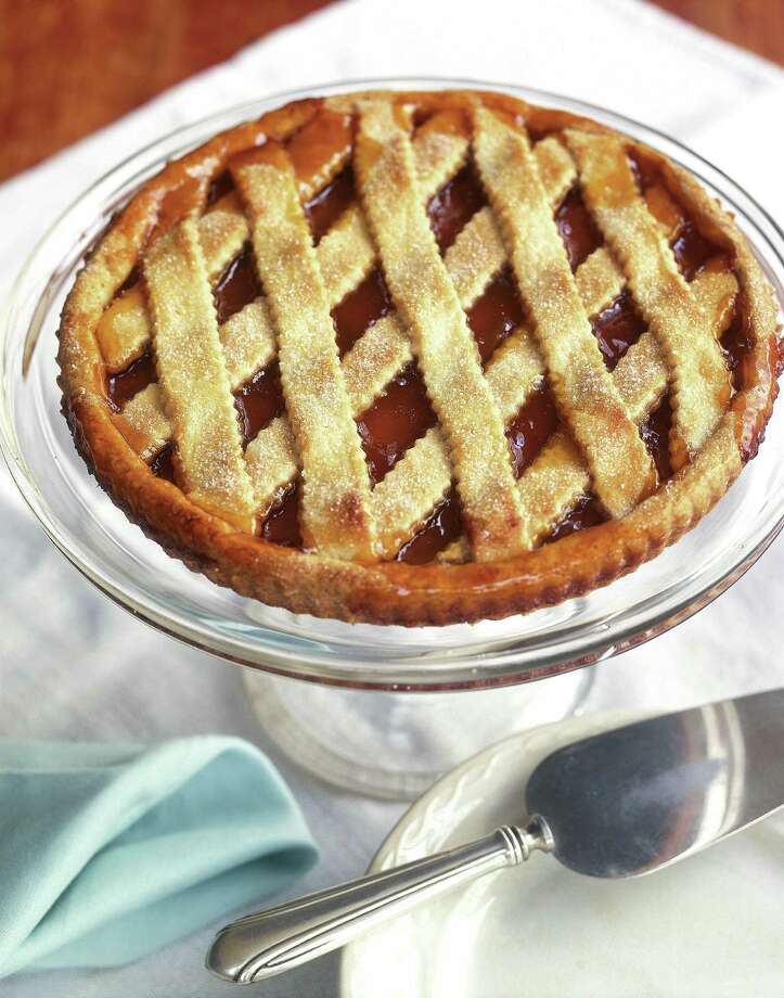 Good Housekeeping recipe for Rustic Apricot Crostata. Photo: Steven Mark Needham