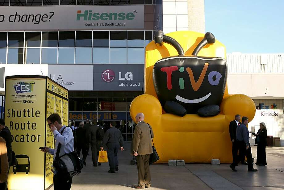 TiVo's settlement with Verizon contributed to its third-quarter profit. Photo: Ronda Churchill, Bloomberg