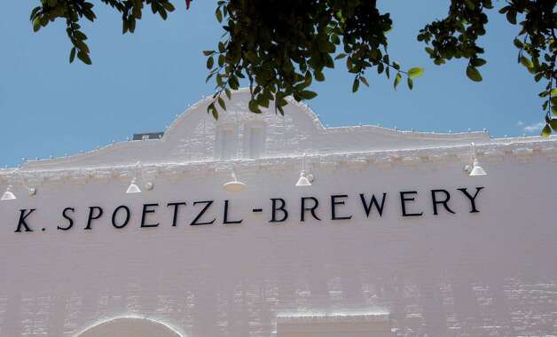 The Spoetzl Brewery, home to Shiner beers, is seen in Shiner, Texas. The brewery offers tours on weekdays. Photo: Eric Gay, AP / AP