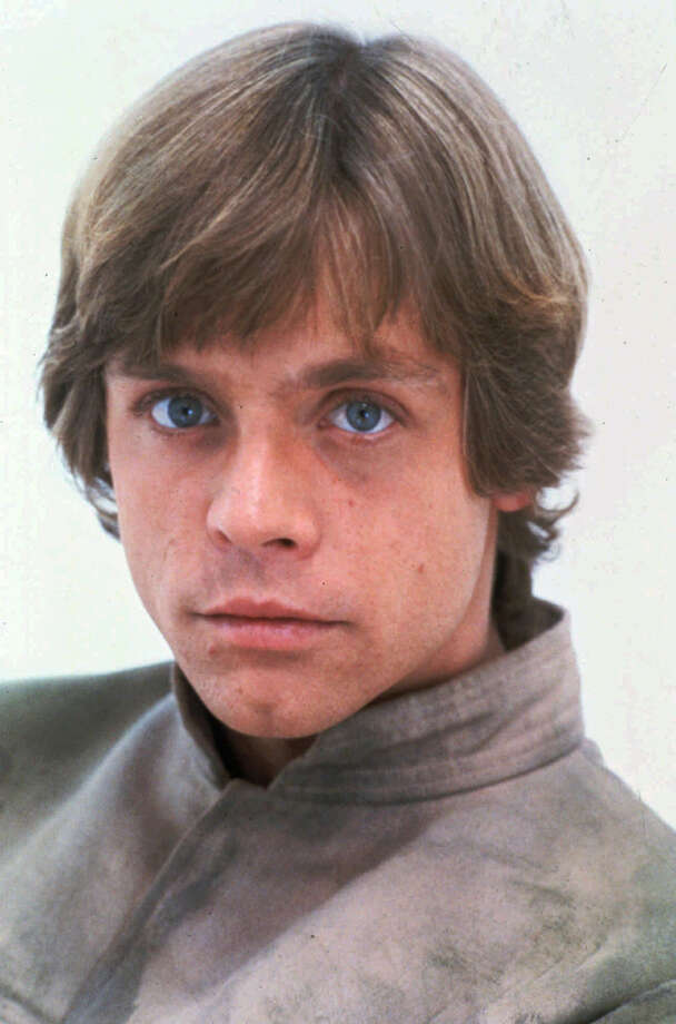 "Actor Mark Hamill turned 61 Tuesday. We were going to say he's best known for playing Luke Skywalker in the original three ""Star Wars"" movies, but that would imply he was known for something else. Here, Hamill poses in character in 1980, the year ""Star Wars: Episode V - The Empire Strikes Back"" came out. Click on for more photos of Hamill and other ""Star Wars"" actors and characters, then and now. Photo: Associated Press / FILE"