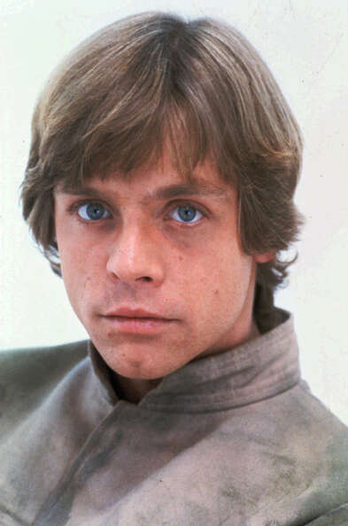 Actor Mark Hamill turned 61 Tuesday. We were going to say he's best known for playing Luke Skywalker