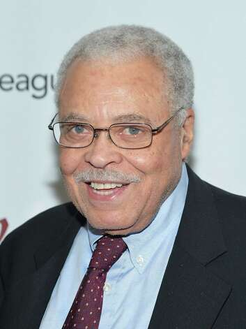 Actor James Earl Jones attends the 78th annual Drama League Awards Ceremony and Luncheon at the Marriott Marquis Times Square on May 18, 2012 in New York City. Photo: Mike Coppola, Getty Images / 2012 Getty Images