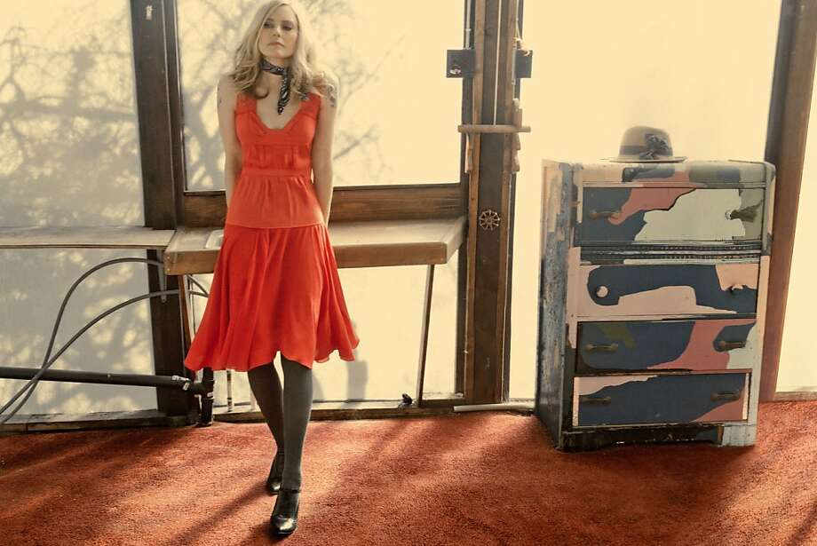 Aimee Mann will perform March 21 as part of Yountville Live, held at various locations March 19-22. Photo: Sheryl Nields