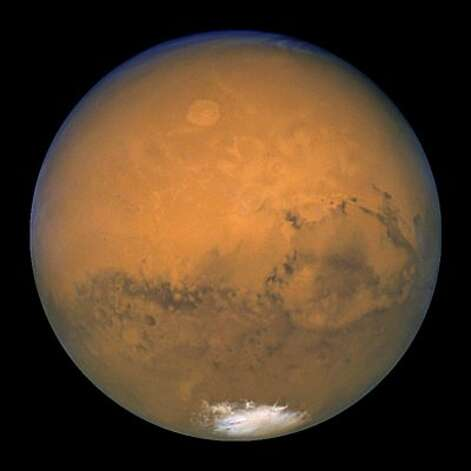"""The evidence seems to be building that we are actually all Martians; that life started on Mars and came to Earth on a rock,"" said Professor Steven Benner in press release announcing his findings."