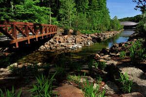 Crystal Bridges in Bentonville, Ark.