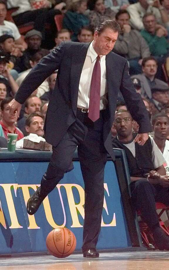 Rudy Tomjanovichcoached in the NBA All-Star in 1997. Photo: TIM JOHNSON, AP / AP