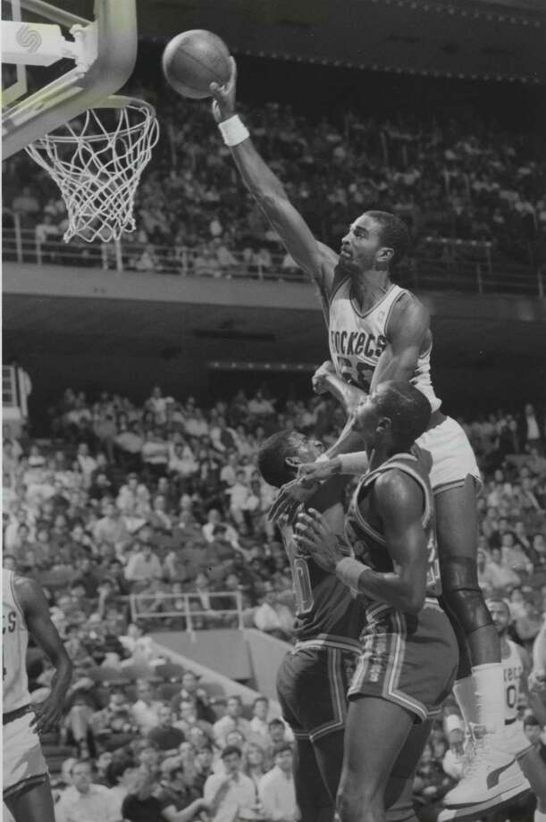 Ralph Sampson: 1984-87 Photo: Richard J. Carson, Houston Chronicle / Houston Chronicle