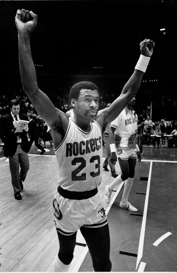 Calvin Murphy: 1979 Photo: Larry Reese, Houston Chronicle / Houston Chronicle