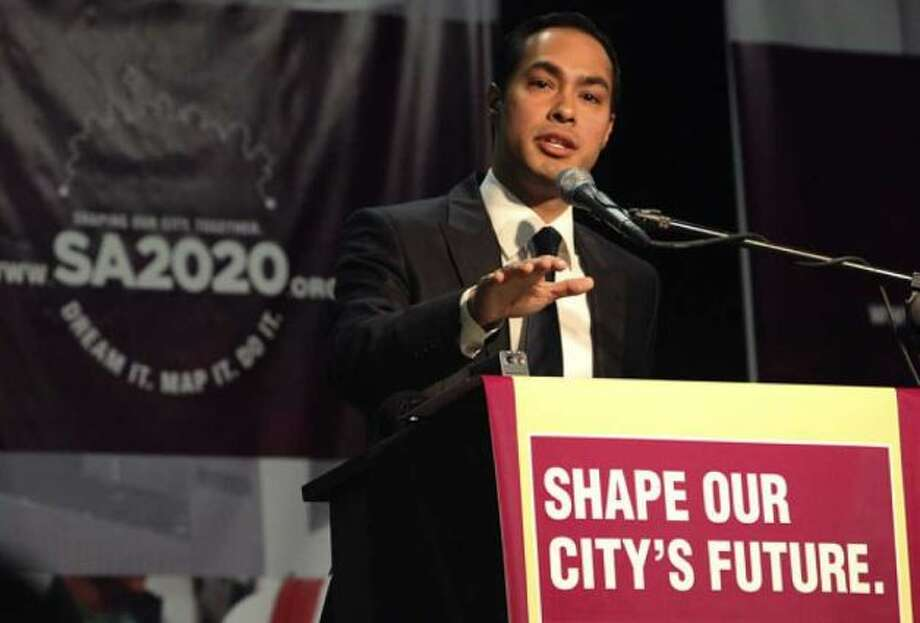 Democrats view Julian Castro as a future star of the national party.