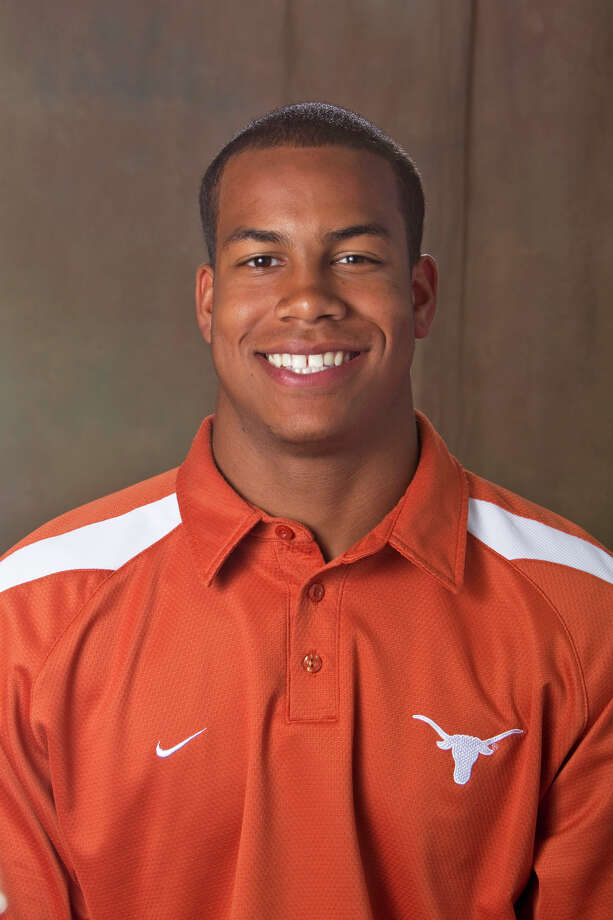 Texas linebacker Jordan Hicks Photo: COURTESY UT ATHLETICS