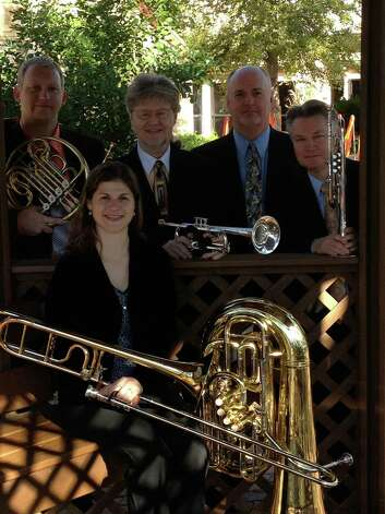 The San Antonio Brass Photo: COURTESY PHOTO, SAN ANTONIO BRASS