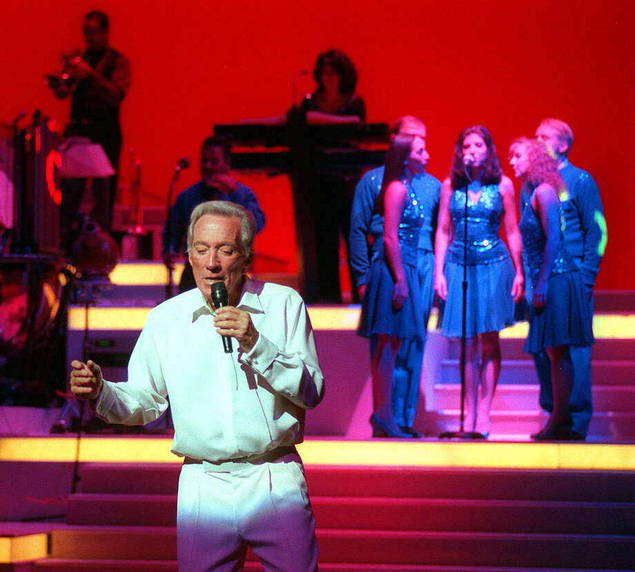 Andy Williams was the first non-country entertainer to take the leap and build a theater in Branson,Mo. Built in 1991, the Moon River Theater paved the way for the Osmond Brothers , Bobby Vinton and Tony Orlando. Photo: ROBERT McLEROY, RM TRAVEL BRANSON ANDY / SAN ANTONIO EXPRESS-NEWS