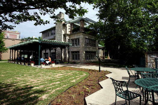 Guenther House, 205 E. Guenther St., 210-227-1061: Lines for dining on this lovely patio just off the San Antonio River are usually longer than those for inside dining.  www.guentherhouse.com Photo: EXPRESS-NEWS FILE PHOTO