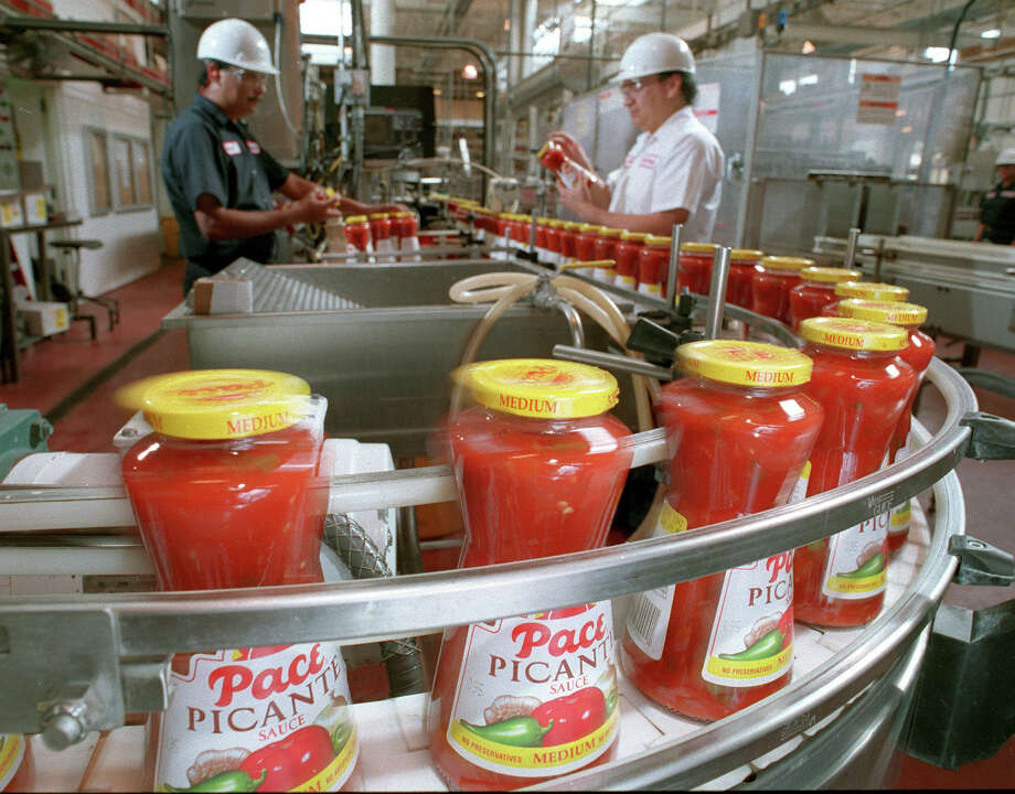 David Pace created Pace Picante sauce in San Antonio shortly after World War II. Pace Foods is now located in Paris, Texas. Photo: STAFF, EN / EN