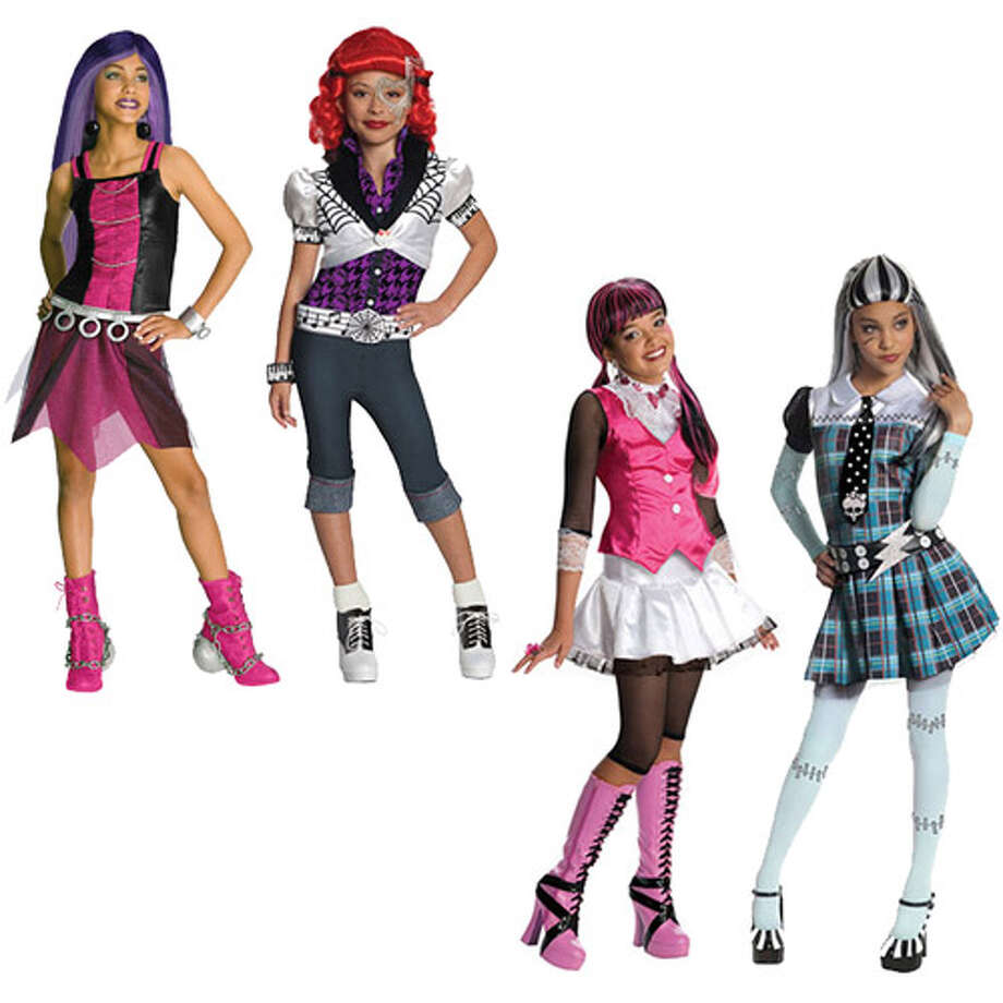 Monster High. From $19.97 on Walmart.com.