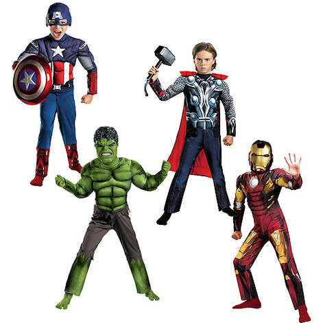 The Avengers. From $19.97 on Walmart.com.