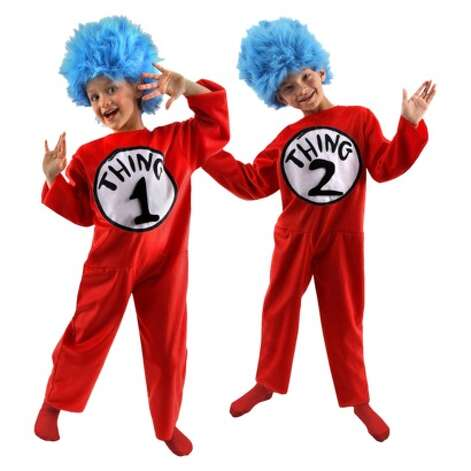 Dr. Seuss' Thing 1 or Thing 2. $34.99 at Target.com. / Ecom