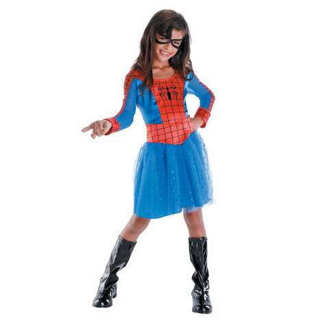 Spider-girl. From $19.99 at Target.com.