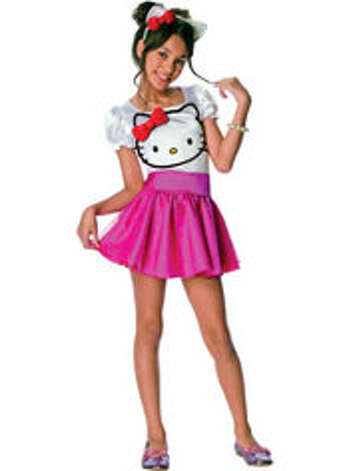 Hello Kitty. $29.99 at PartyCity.com.