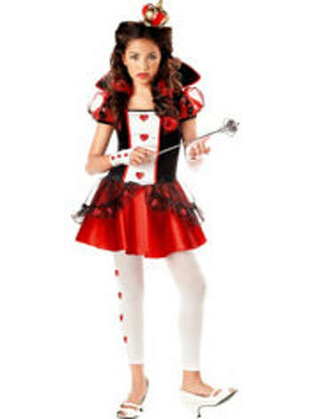 Queen of Hearts. From $34.99 at PartyCity.com.