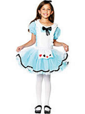 Alice costumes. From $29.99 at PartyCity.com.