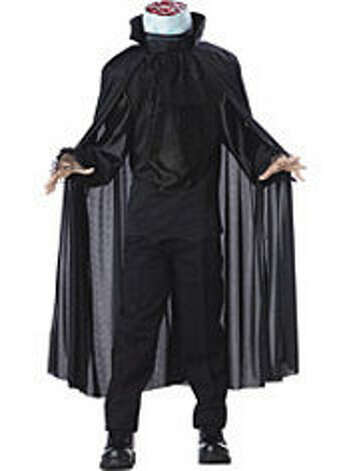 Headless Horseman. $34.99 at PartyCity.com.