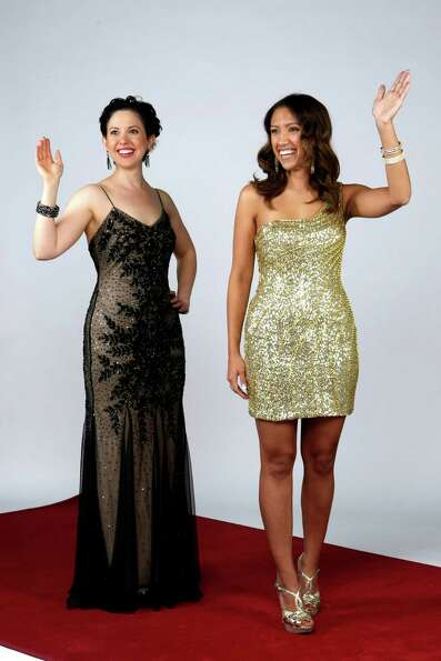 stefanie sager and taina maya as ashley judd and jessica