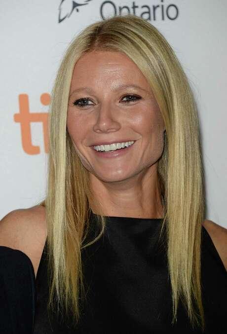 Gwyneth Paltrow Photo: Jason Merritt / 2012 Getty Images