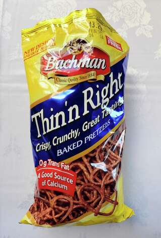 Bachman Thin'n Right Pretzels in Albany , NY Thursday Sept. 20, 2012. (Michael P. Farrell/Times Union) Photo: Michael P. Farrell