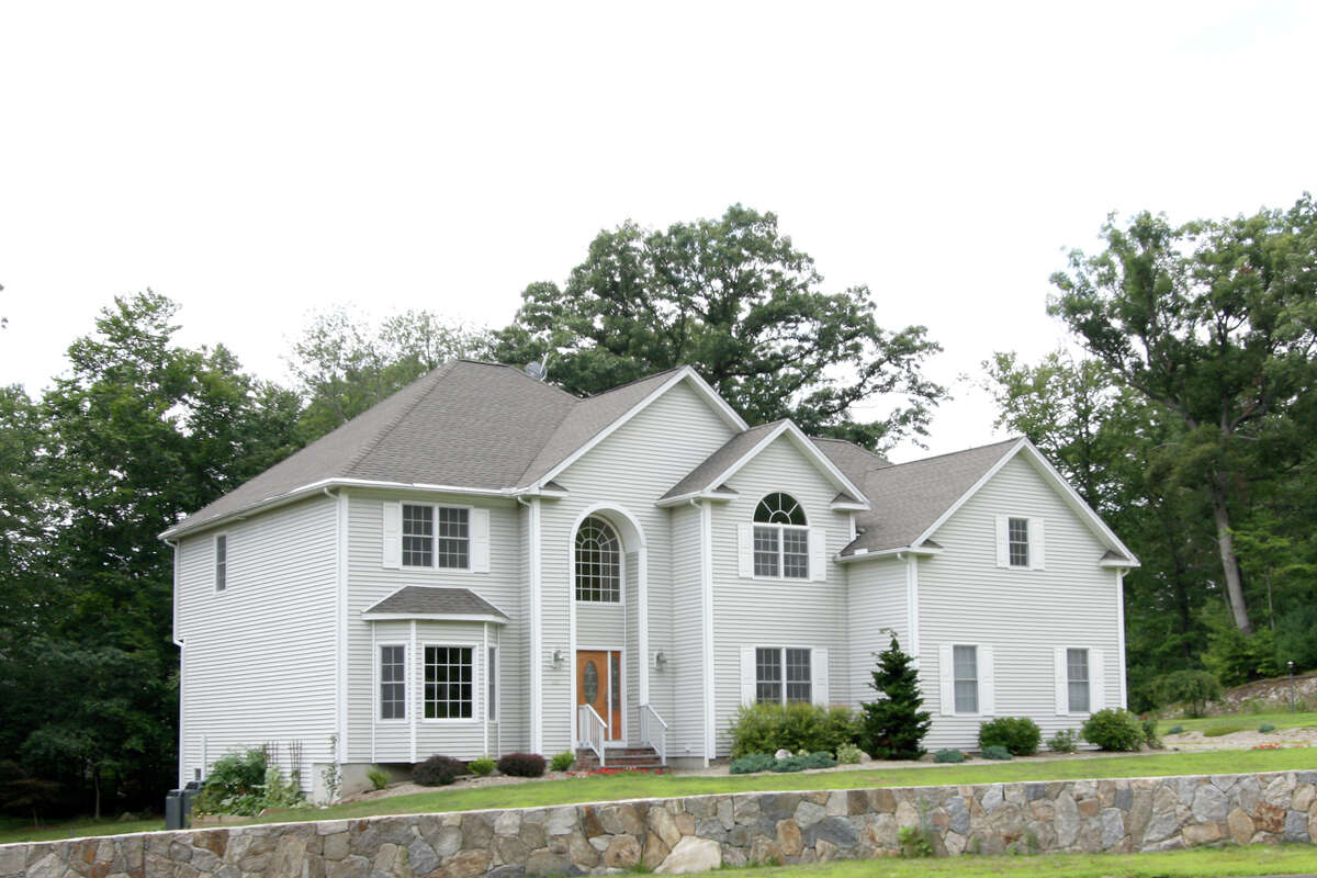 Debra Rosholt's home in Shelton, which she recently sold in less than a month through RE/MAX Heritage in Westport.