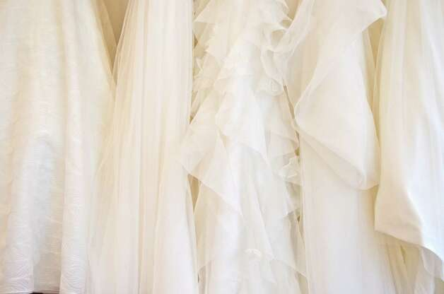 A Little Something White Bridal Couture opened its doors on September 10, 2012, in Darien, Connecticut, offering an exquisite selections of bridal gowns. Photo: Jeanna Petersen Shepard