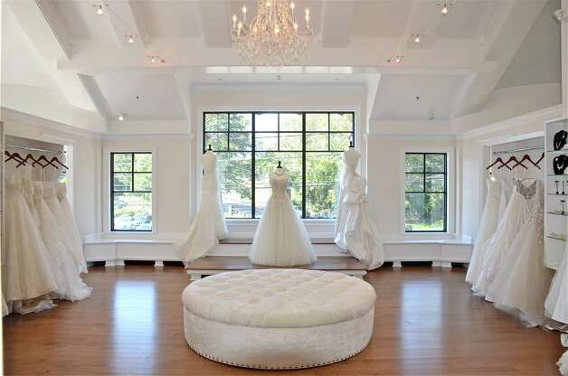 On September 10, 2012, Ashley Krauss opened the doors to her new bridal boutique, A Little Something White, in Darien, Connecticut. Photo: Jeanna Petersen Shepard