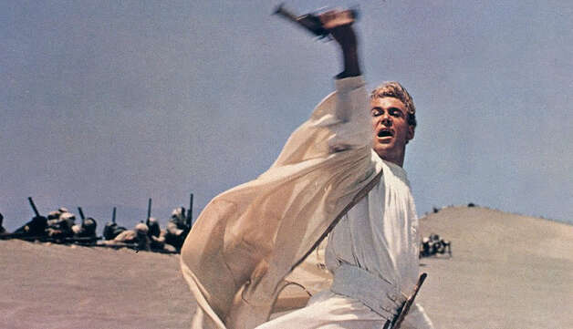 "A digital restoration of ""Lawrence of Arabia"" is being screened at 600 theaters around the country on Thursday, Oct. 4. The Connecticut Post 14 in Milford will be showing it at 1 and 7 p.m. Photo: Contributed Photo"