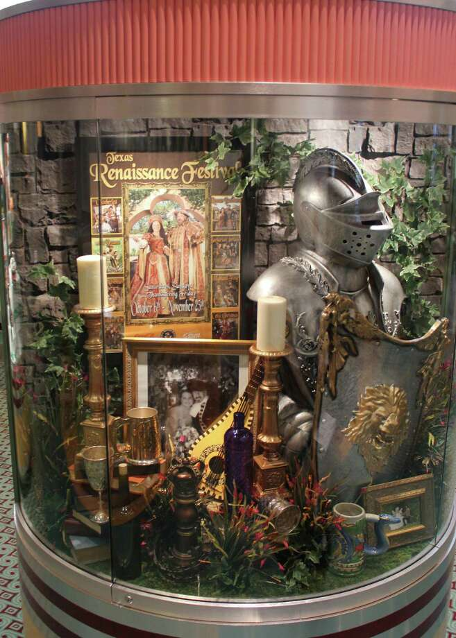 Shops at the Texas Renaissance Festival offer a variety of that are fit for kings and queens. Photo: Courtesy Photo