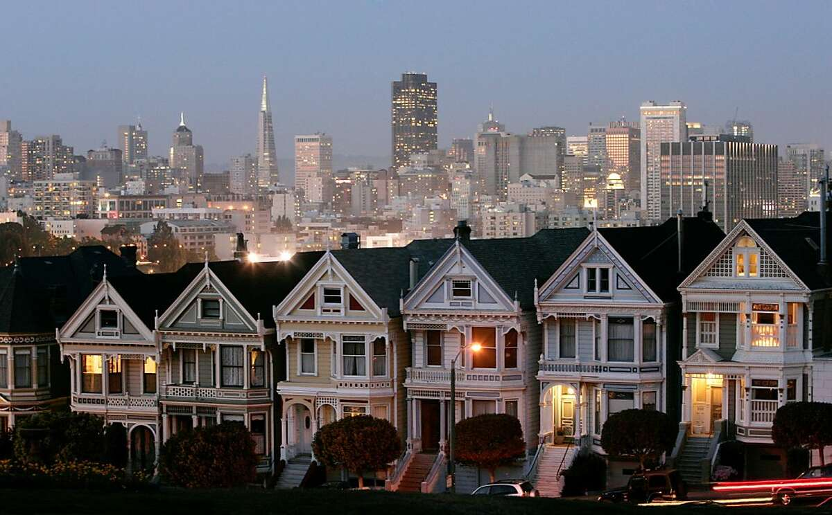 San Francisco was rated first for investment, development and home building in the 2013