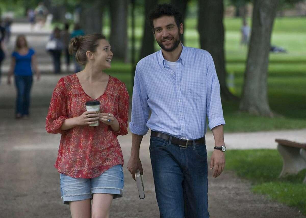 Elizabeth Olsen and Josh Radnor and in