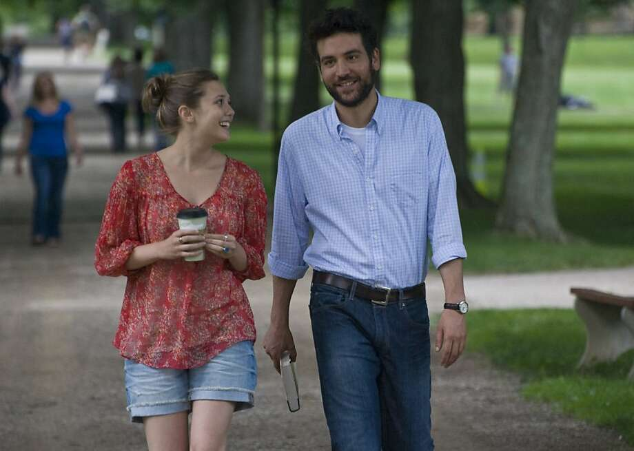 "Elizabeth Olsen and Josh Radnor and in ""Liberal Arts,"" which Radnor directed and wrote. Photo: Jacob Hutchings, IFC Films"